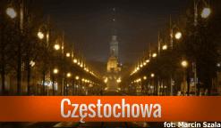 monitoring Częstochowa