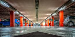 Smart Parking Management - Parkingowy system Dahua