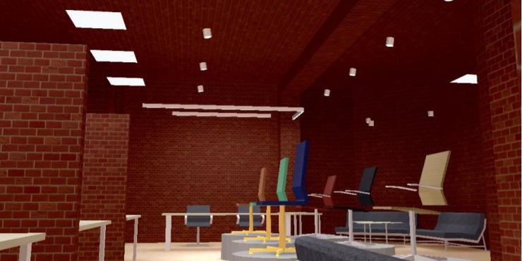 Projekt oświetlenia i dobór barwy światła
