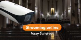 Msza święta na żywo - jak uruchomić transmisję online?